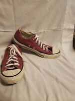 Converse All Star Chuck Taylor Purple Size 7.5 Women's Sneakers Shoes Low Top