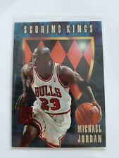 Michael Jordan 95-96 Fleer Ultra Scoring Kings very good condition