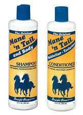 Mane N Tail Original Shampoo & Conditioner 12oz each SPECIALOFFER