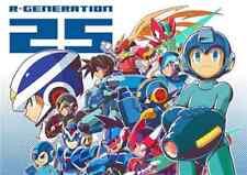 Doujinshi Megaman Rockman R-GENERATION 25 Full Color Art Book Japan