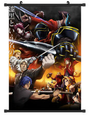 4987 Overlord Decor Poster Wall Scroll cosplay