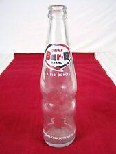 Bar-B 8 Fluide Once Vintage Flacon en Verre par Coca Cola Mise en Bouteille Co.