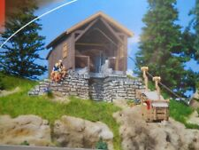 FALLER -130323 Motorized Mountainside Material Cable-Way Building Kit - HO Scale