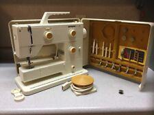 BERNINA Nova Sewing Machine Model 900 Free Arm Leather Sail Upholstery WORKING