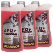 5 Liter Mannol Longlife Antifreeze Af12 -40°c
