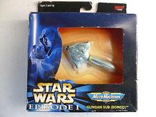 1999 Star Wars Episode I Micro Machines Gungan Sub Bongo NEW