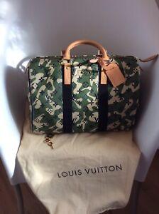 Louis Vuitton Speedy MONOGRAMOUFLAGE Top Zustand