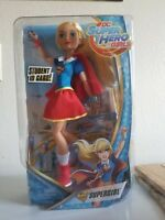 "2016 DC Comics Super Hero Girls SuperGirl 12"" inch Doll Figure New in Hand"