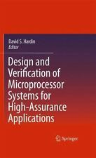 Design and Verification of Microprocessor Systems for High-Assurance Applicat...