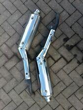 Honda XL1000V (2004) Varadero Exhaust Muffler Set