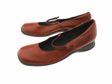 Naturalizer Women's Leather Upper Mary Jane Loafers Size 10 M