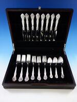 King Edward by Gorham Sterling Silver Flatware Set for 8 Service 32 pcs Dinner