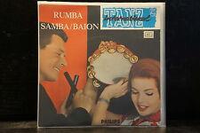 """ORCHESTRE Henry Leca-Rumba/Samba/Baion (7""""ep)"""