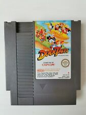 Duck Tales Nintendo Nes Game Cart - UK Version - Fully Cleaned Tested