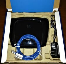 Linksys Wrt160N 300 Mbps 4-Port 10/100 Wireless N Router