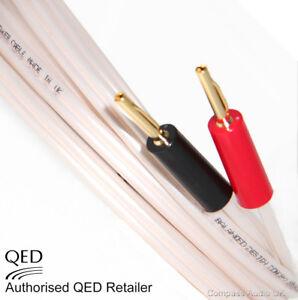 QED ORIGINAL Performance OFC Speaker Cable Unterminated - Price per metre