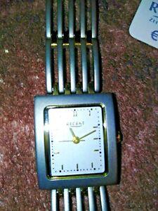 Regent  Damen Armbanduhr Titan aus Geschäftsauflösung