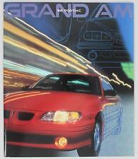 Pontiac 1998 Grand Am Sales Brochure / Literature