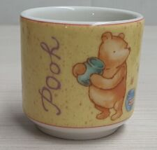 Royal Doulton Pooh Ceramic Egg Cup Winnie The Pooh Gift Collection c2001 4.5cm
