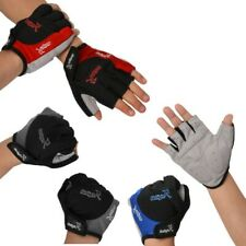 Sports Cycling Gloves Bicycle Bike Gel Pad Half Finger MTB Gloves for Women Men