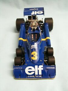 Exoto Tyrrell P34 1976 Swedish GP Winner