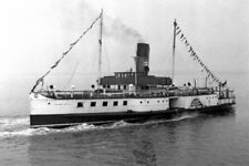 PHOTO  P S LINCOLN CASTLE OFF NEW HOLLAND 1974