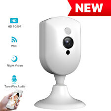 Babyphone WIFI IP Kamera 1080P HD Überwachungskamera Webcam Wlan WIFI Nachtsicht