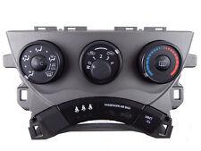 Subaru Trezia 1.4 D Verso S  Klimabedienteil Schalter Klima 758734
