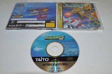 (Used) Sega Saturn Darius Gaiden [Japan Import]�A^