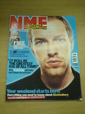 NME 2002 JUN 29 COLDPLAY PRIMAL SCREAM OASIS VINES