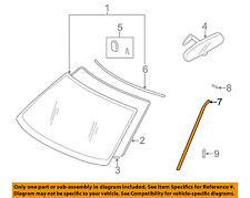 91013FC010 Subaru Molding f sd lh 91013FC010
