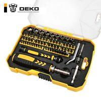 DEKO LSD03 Kit d'outils de réparation Kit de tournevis à douille