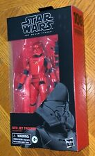 Star Wars The Black Series #106 Sith Jet Trooper 6 Inch Figure Collectible