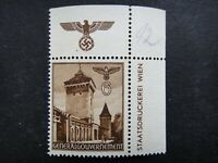 Germany Nazi 1940 1941 Stamp MINT Swastika Eagle Generalgouvernement WWII Third