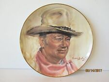 "John Wayne "" The Man of the Golden West "" EXCELLENT - FRAMED - FREE SHIPPING"