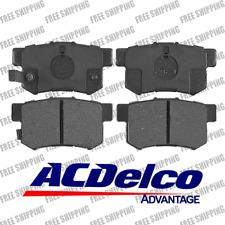 14D536CH Rear Brake Pad Ceramic Pads Set Fits Honda CRV Element Odyssey
