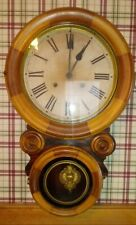 Antique wall clocks (like regulator)pre 1930