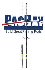 Xcaliber Marine Pair of Tournament Series 15-30lb Trolling Rod w/Pac Bay Guides
