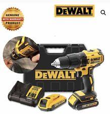 DEWALT 18 V Brushless Combi Perceuse DCD778D2 Kit Complet