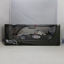 1:18, Signed, Kimi Raikkonen, McLaren Hot Wheels , B1650 Formula 1 Hand Signed