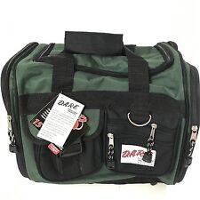 "D.A.R.E 90's Vtg Green 15"" Duffle Gym Bag Patch and Original Tag Dead Stock"