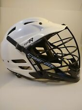 Cascade Official Major League Lacrosse CPX-R White Helmet USA