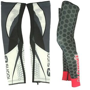 SUGOI ACW02 CUSTOM SUBZERO  CYCLING LEG WARMER WITH DWR, MADE IN CANADA
