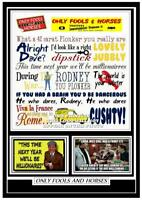 (##71) only fools and horses a4 photograph  great gift @@@@@@@@@@@@@@@@@@@@@@@@@