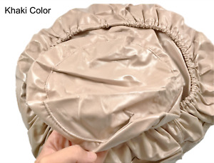 Dental Khaqi Color Chair Cover PU Leather Waterproof Protective Case Sleeves