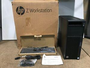 HP Z440 Workstation E5-1630v4 16GB 256GB W10P 5UY48US#ABA Open Box No GPU WTY