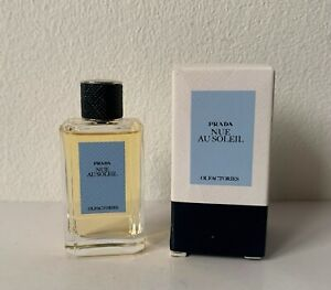 BNIB Prada Olfactories Nue Au Soleil 10ml Eau de Parfum Miniature