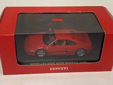1/43 IXO Dealer Edition Street Ferrari F355 Berlinetta Red 1997 FER015    D220