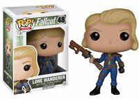 Funko Pop! Fallout Lone Wanderer Female Vinyl Figure