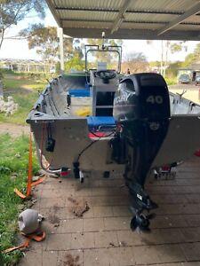 Boat 4.5 metre